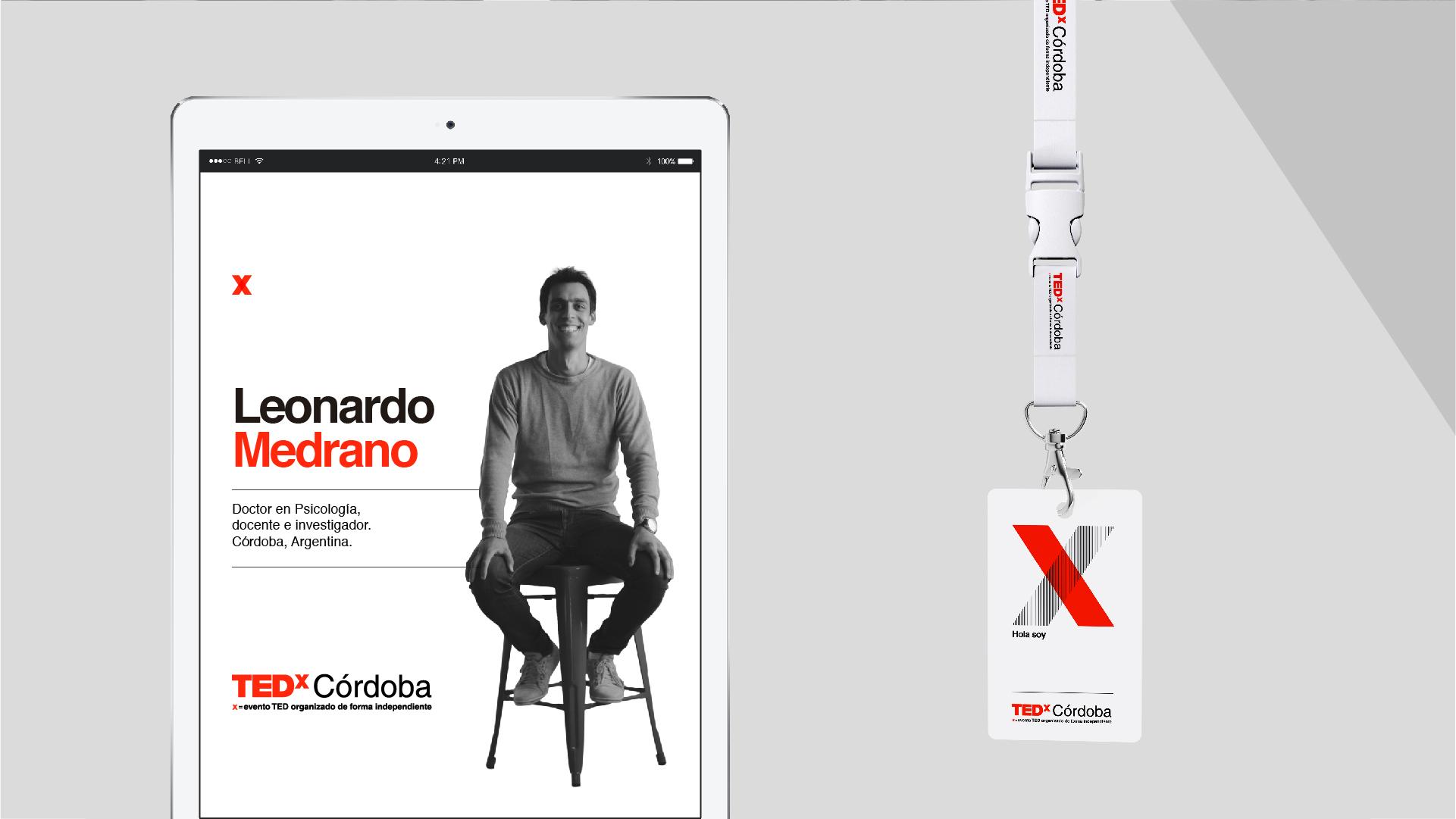 TEDx identidad cordoba