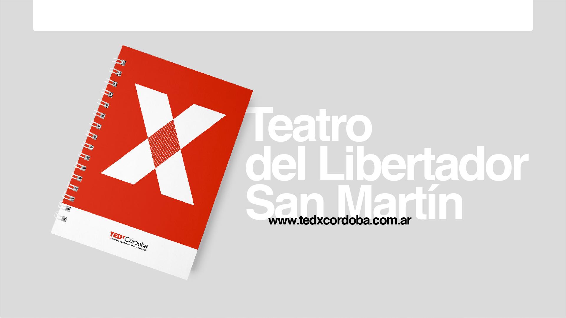 TEDx Cordoba teatro del liberador san martin